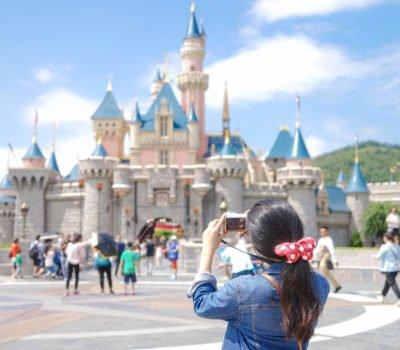 intercâmbio para Disney