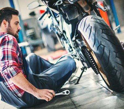 Manutenção de motos